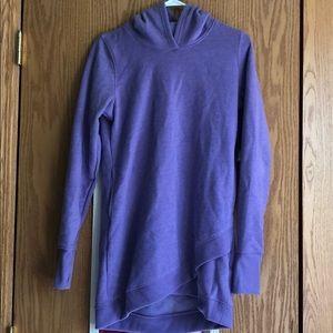 tek gear dry tek long length sweatshirt